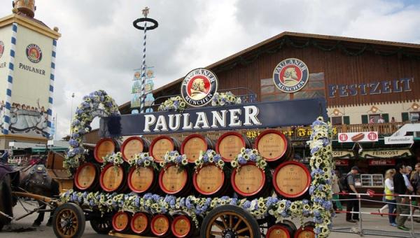 Oktoberfest Alessandria: Paulaner