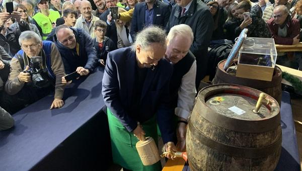 Inaugurato il primo Paulaner Oktoberfest Alessandria: questa sera la musica live degli OxxxA