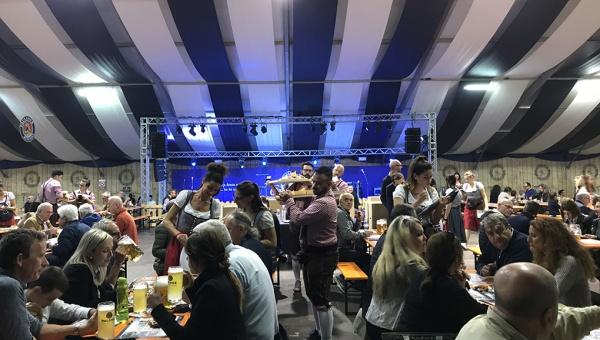 Il Paulaner Oktoberfest Alessandria si prepara ad un secondo week end ricco di appuntamenti