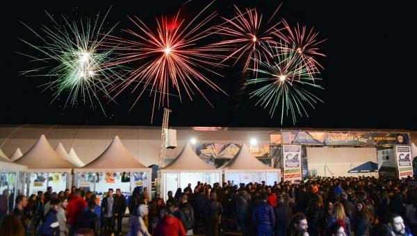 Inaugurazione della prima edizione dell'Oktoberfest in Tour Calabria Paulaner