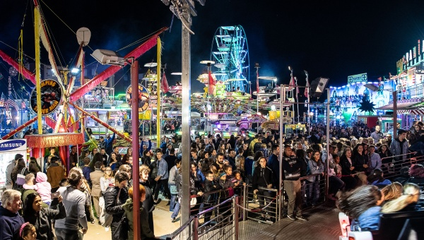 Fuochi artificiali, Luna Park, Family Day e doppia Santa Messa all'Oktoberfest Alessandria