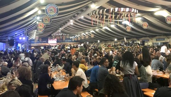 Sul palco del Paulaner Oktoberfest Alessandria arrivano la musica e l'ironia degli Ansambel Juhej