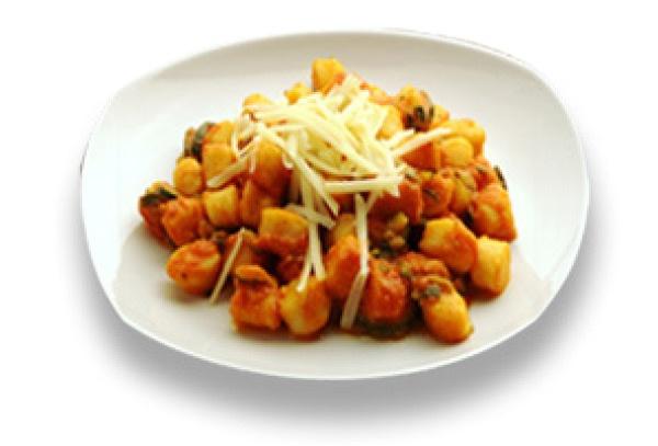 Oktoberfest Cuneo - Gnocchi di patate alla Bavarese