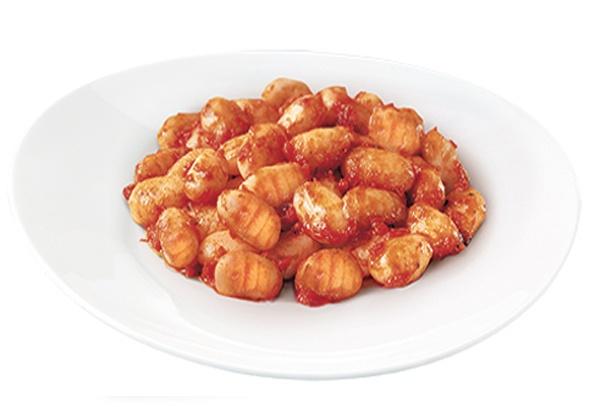 Oktoberfest Cuneo - Gnocchi di patate al pomodoro
