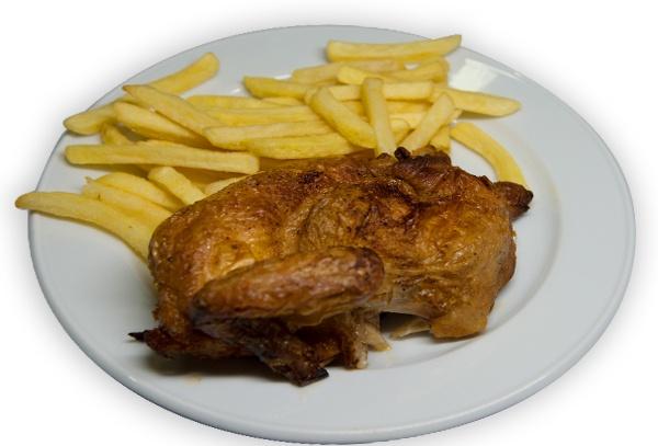 Paulaner Oktoberfest Alessandria - Mezzo pollo al forno