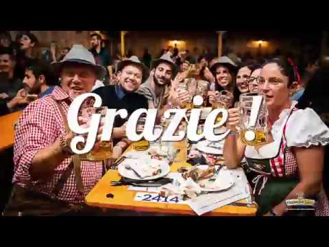Embedded thumbnail for Oktoberfest Cuneo 2018