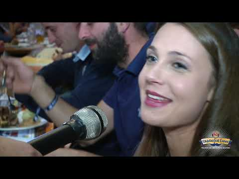 Embedded thumbnail for Interviste Oktoberfest Cuneo